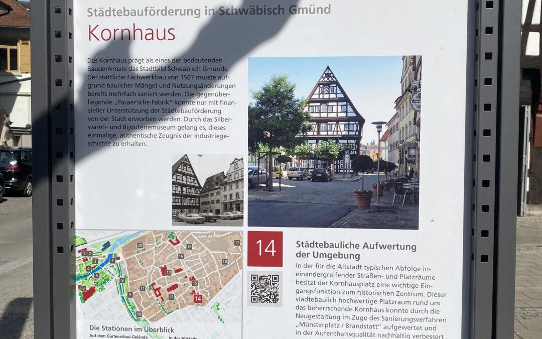 Exkursion Schwäbisch Gmünd