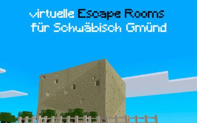 Escape Room Projekt sucht Jugendliche